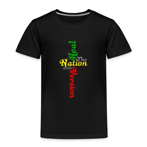 Reggae Healing Gears - Kids' Premium T-Shirt