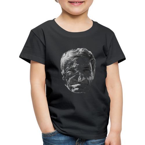 face1 - Børne premium T-shirt
