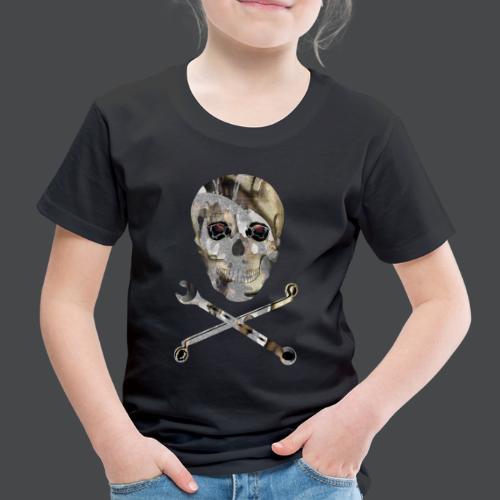 Der Schrauber! - Kinder Premium T-Shirt