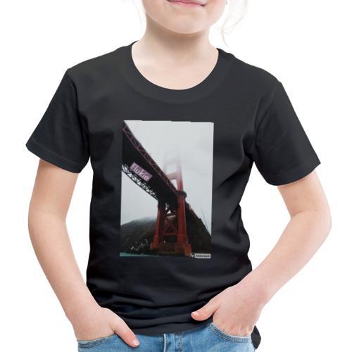 Golden Gate - Kids' Premium T-Shirt