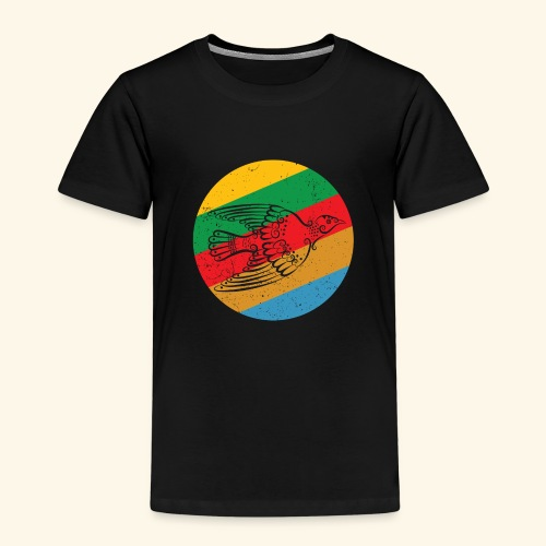 Grenadian Dove Retro - Kids' Premium T-Shirt