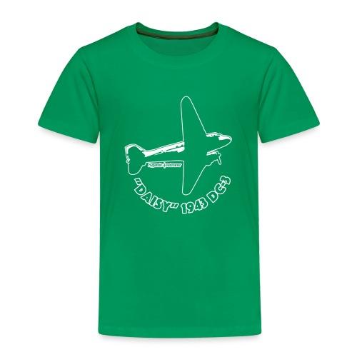 Daisy Flyover 2 - Premium-T-shirt barn