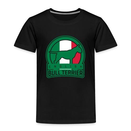 BULL TERRIER Italy ITALIA - Kinder Premium T-Shirt