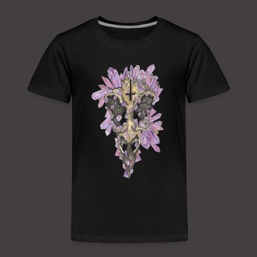 Le Corbeau de Cristal Couleur - T-shirt Premium Enfant