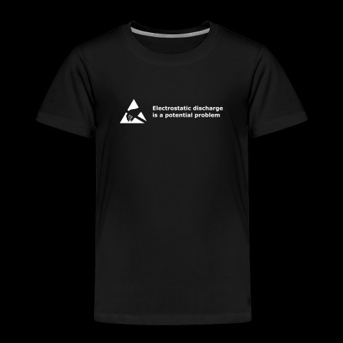 Small Potential Problem - Kids' Premium T-Shirt