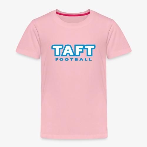 4769739 124019410 TAFT Football orig - Lasten premium t-paita