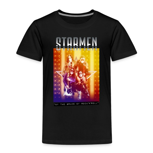 Starmen By the Grace of Rock'n'Roll - Kids' Premium T-Shirt