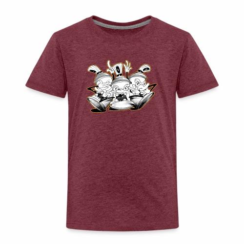 dont tim timmey ver01 - Børne premium T-shirt