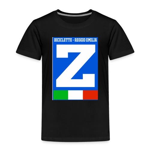 LOGO Zaccheo biciclette - Maglietta Premium per bambini