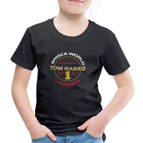 Tom Harris Brisca World Champion 2019 - Kids' Premium T-Shirt