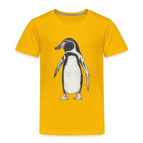 pinguin schnabel rosa png png - Kinder Premium T-Shirt