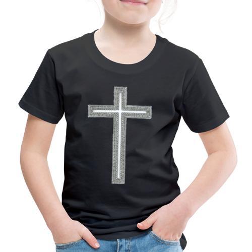 Croix - T-shirt Premium Enfant