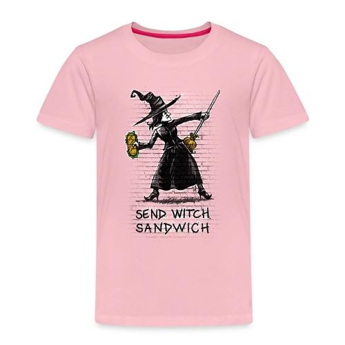Send Witch Sandwich - Kids' Premium T-Shirt