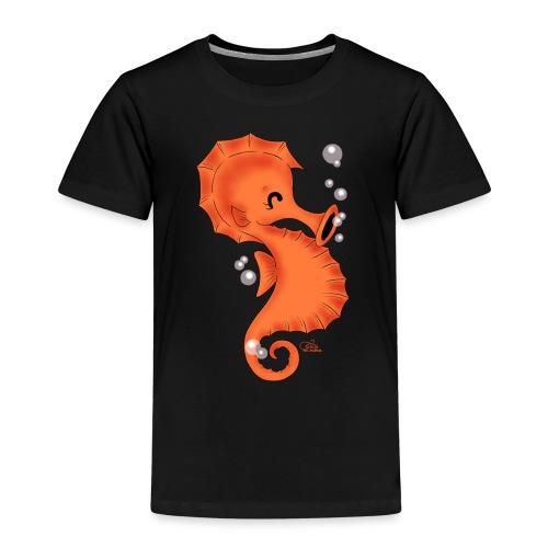 Seelina Seepferdchen - Kinder Premium T-Shirt