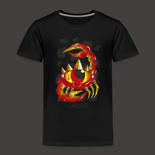 cancer original - T-shirt Premium Enfant