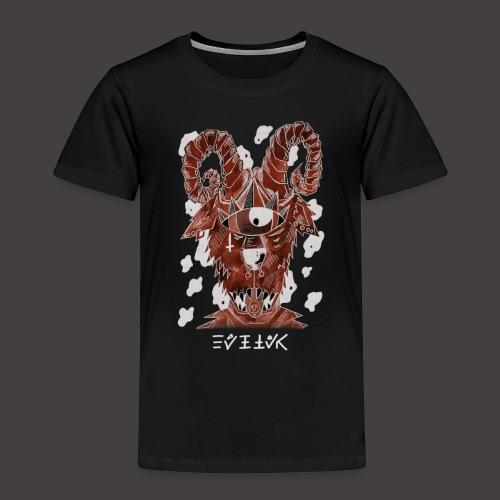 Belier Négutif - T-shirt Premium Enfant