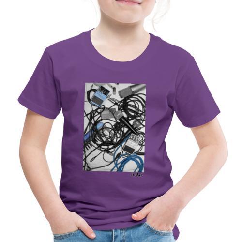 Jumio Print - Lasten premium t-paita