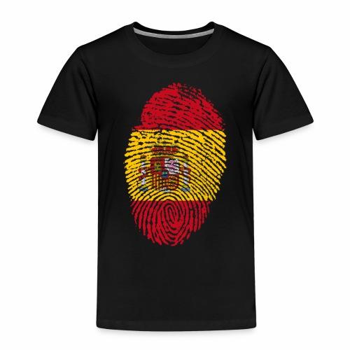 Huella España - Camiseta premium niño