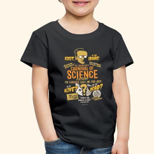 Schrödingers Katze | Geek T-Shirts - Kinder Premium T-Shirt