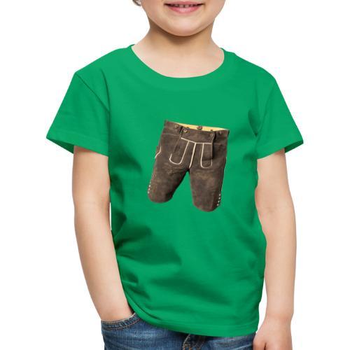 Lederhose - Kinder Premium T-Shirt