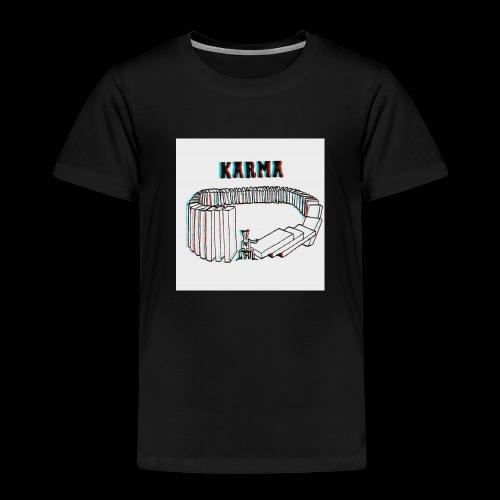 Karma - T-shirt Premium Enfant