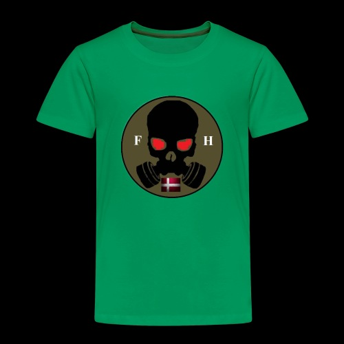 EDD - Børne premium T-shirt