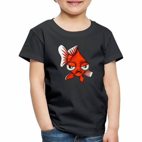Boze vis - Kinderen Premium T-shirt