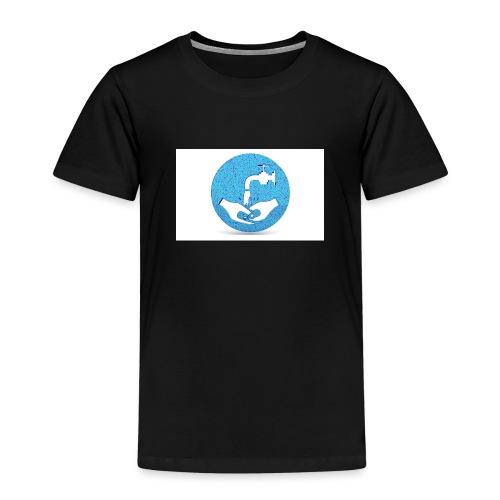 Handwäsche - Kinder Premium T-Shirt