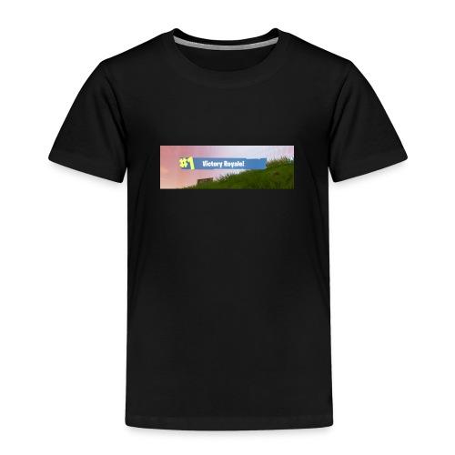 Riksa Fortnite t-paita - Lasten premium t-paita