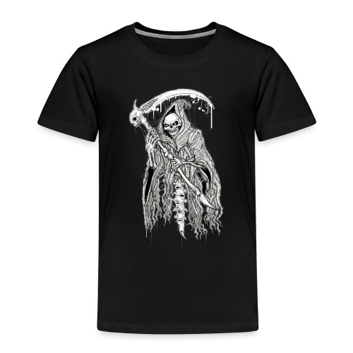 DEATH black - Kids' Premium T-Shirt