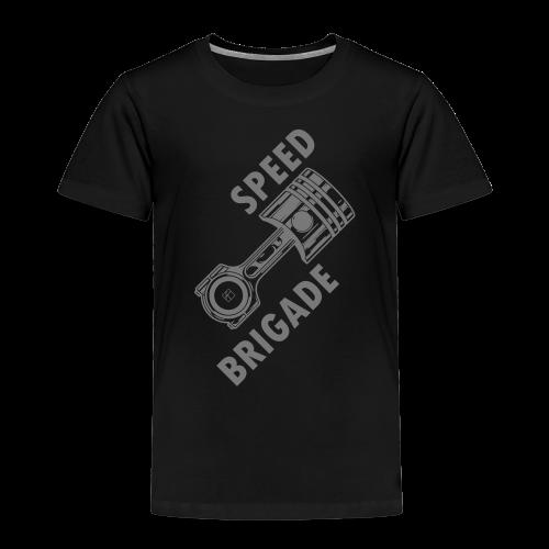 Speed brigade - Premium-T-shirt barn