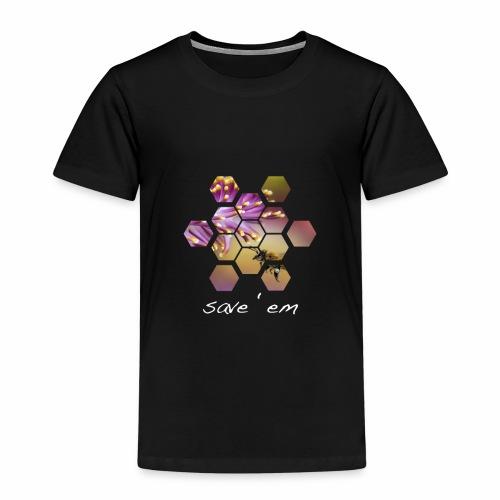 save em2 - Kinder Premium T-Shirt