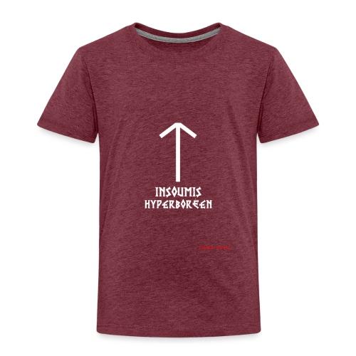 insoumisHyperboréen - T-shirt Premium Enfant