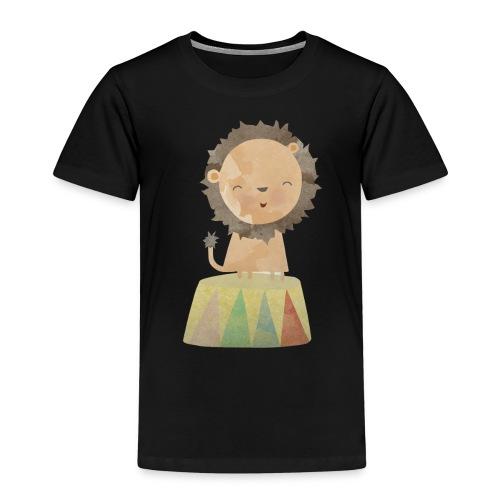 Zirkuslöwe - Kinder Premium T-Shirt