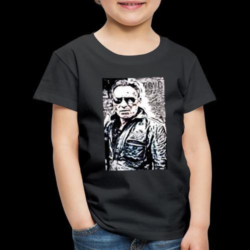 Bruce in Shades - Kids' Premium T-Shirt