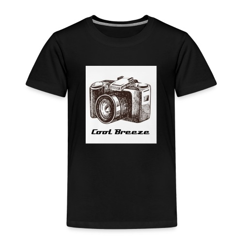 Cool Breeze logo - Kids' Premium T-Shirt