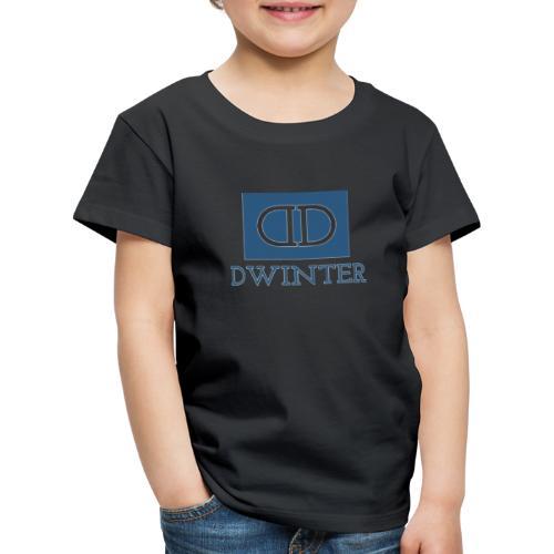 DWINTER - Camiseta premium niño