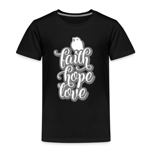typo kinder 2016 - Kinder Premium T-Shirt
