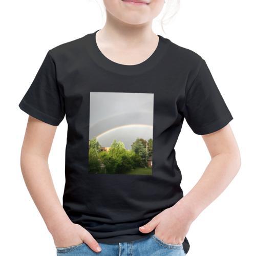 Arcobaleno - Maglietta Premium per bambini
