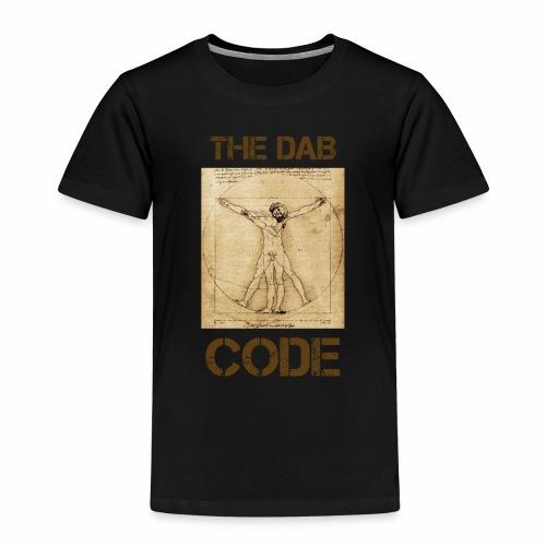 The Dab Code / Il codice Dab - Maglietta Premium per bambini