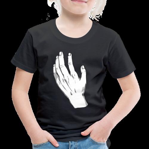 SAFE (male hand) - Camiseta premium niño