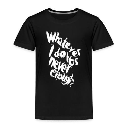 WIDINE WHT - Maglietta Premium per bambini