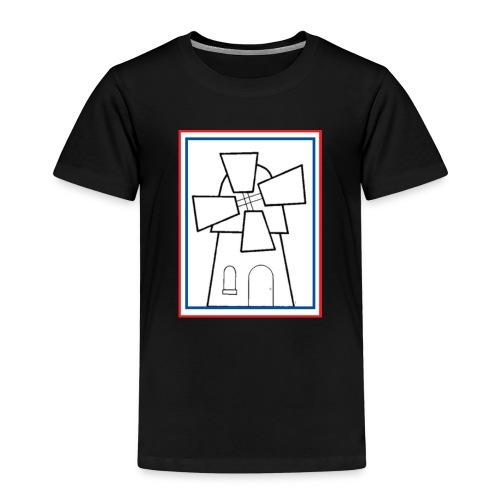 Molen - Kinderen Premium T-shirt