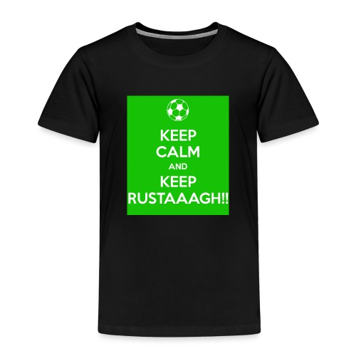Keep calm and keep rustaaagh! - Kinderen Premium T-shirt