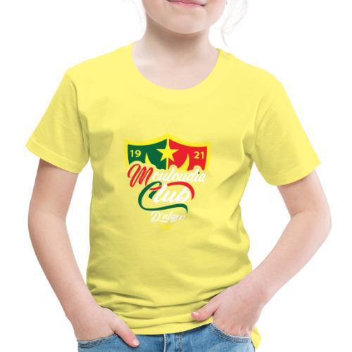 MCA Mouloudia d'Alger - T-shirt Premium Enfant