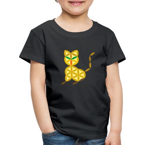 The Kitten Of Life - Sacred Animals - Kids' Premium T-Shirt