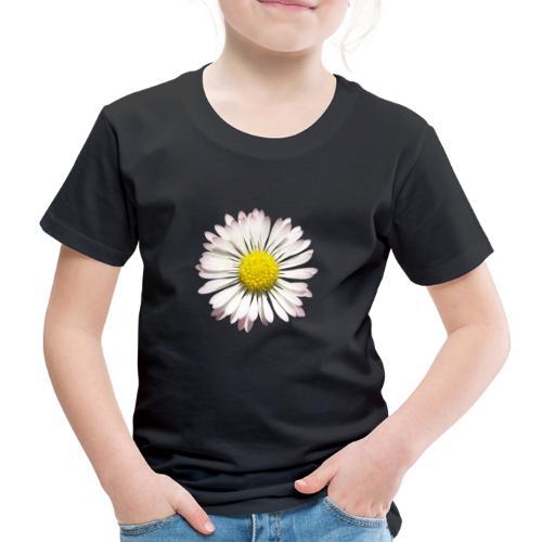 TIAN GREEN Garten - Gänse Blümchen - Kinder Premium T-Shirt