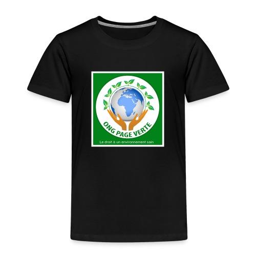 sac bio - T-shirt Premium Enfant