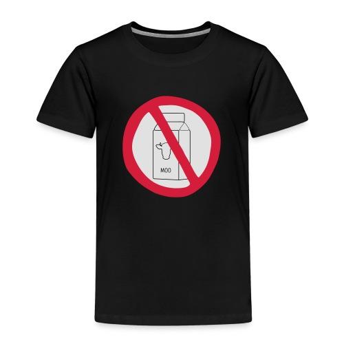 no milk - Kinder Premium T-Shirt