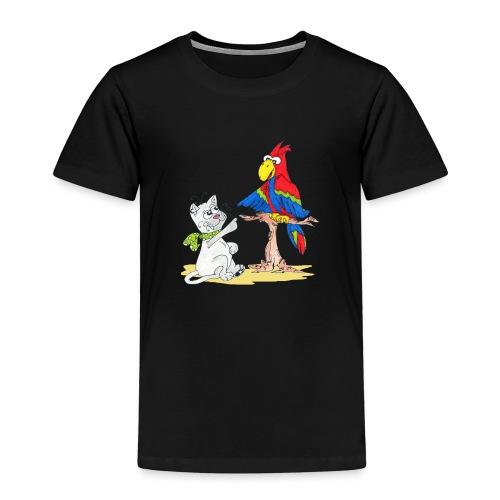 Nestor et Kumb - T-shirt Premium Enfant